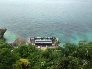 ROCK BAR, AYANA RESORT (JIMBARAN BAY)